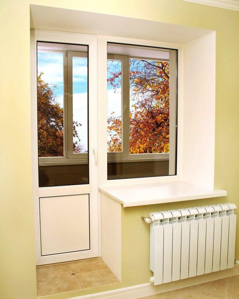 Входные двери: Балконные двери в ДЭКО, производственная компания