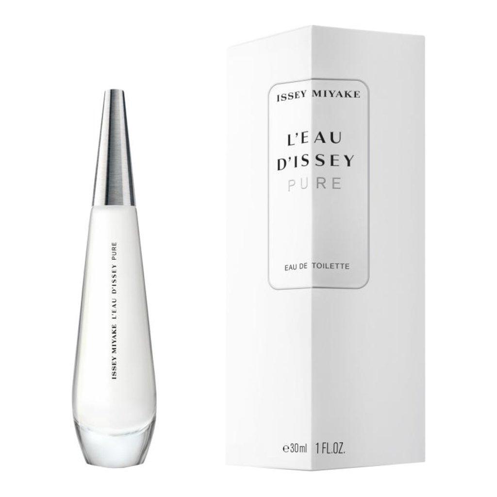 Для женщин: Issey Miyake L'eau D'issey Pure Туалетная вода 30ml в Элит-парфюм
