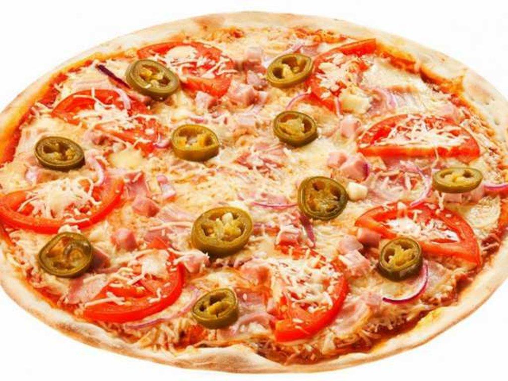 Пицца: Мексиканская в СУШИ БАНДА