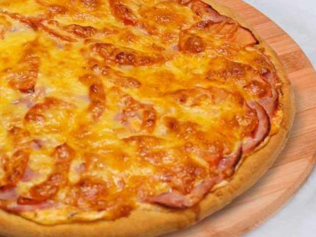 Пицца: Пицца по-домашнему 1000гр в Провиант