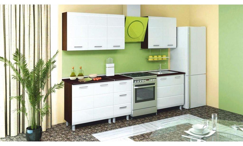 Кухонный гарнитур Сириус: Шкаф навесной Сириус, 1-дверный, 400 в Уютный дом