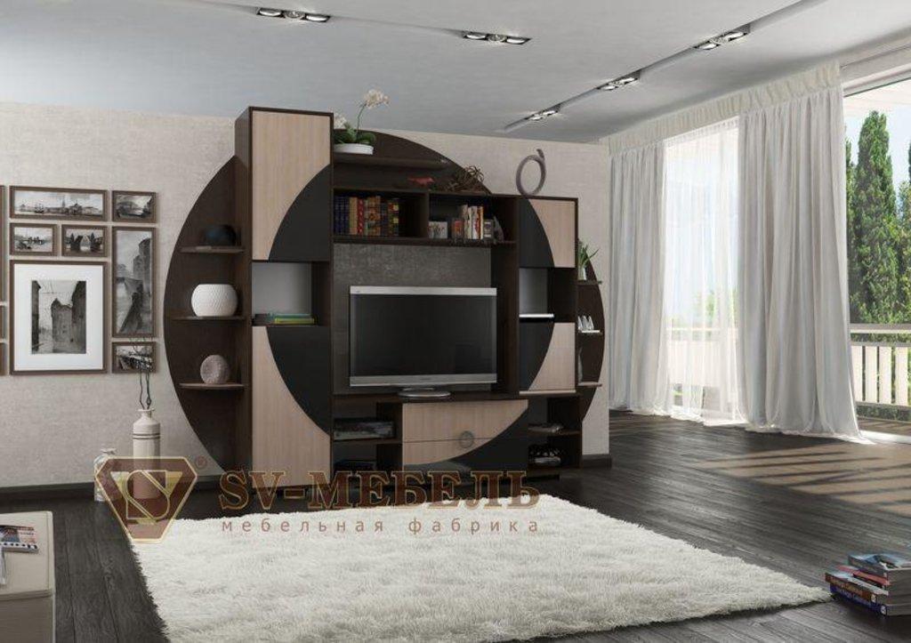 Гостиные: Мебель для гостиной Нота-17 в Диван Плюс