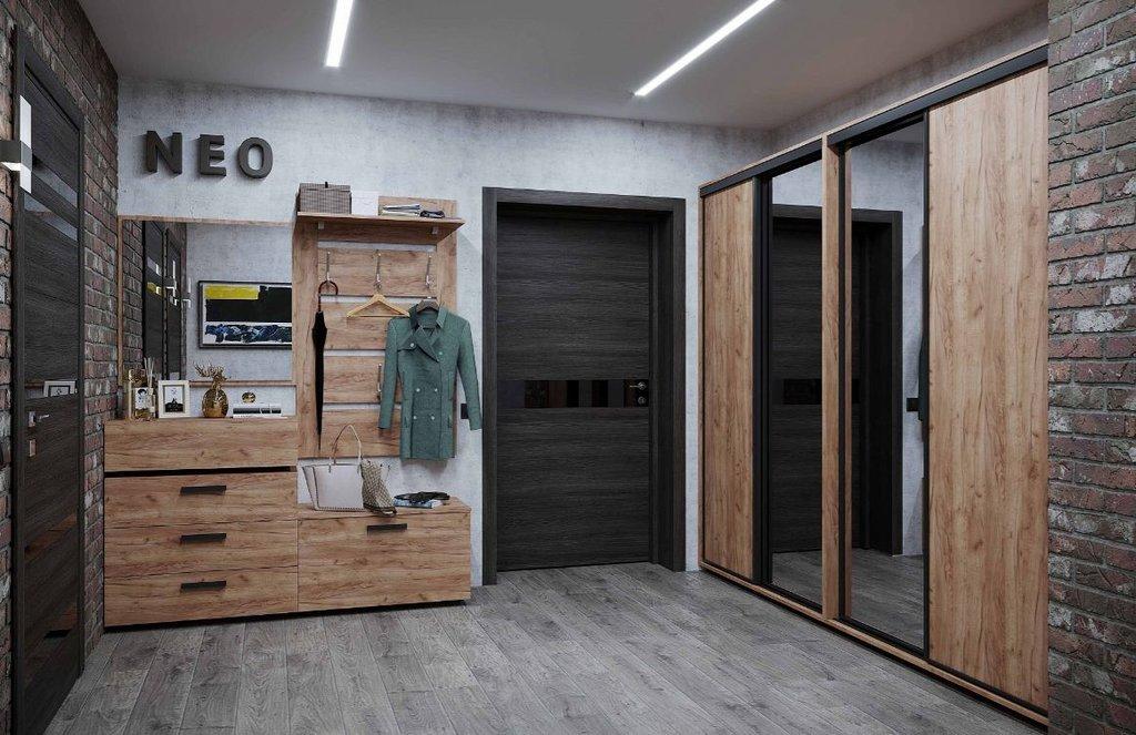 Мебель для прихожих, общее: Шкаф-купе NEO 303 в Стильная мебель