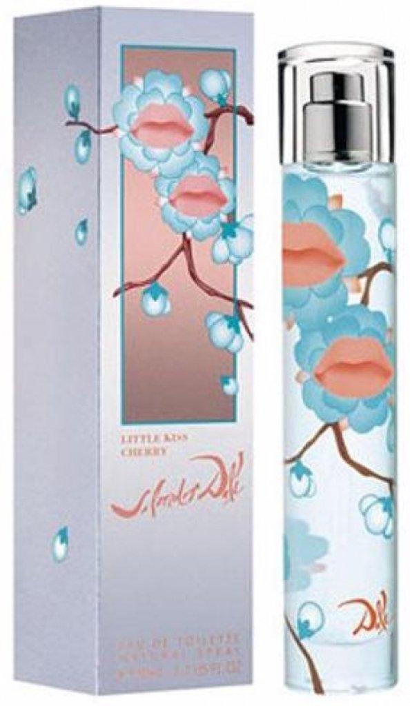 Женская туалетная вода Salvador Dali: Salvador Dali Little Kiss Cherry edt ж 30 ml в Элит-парфюм