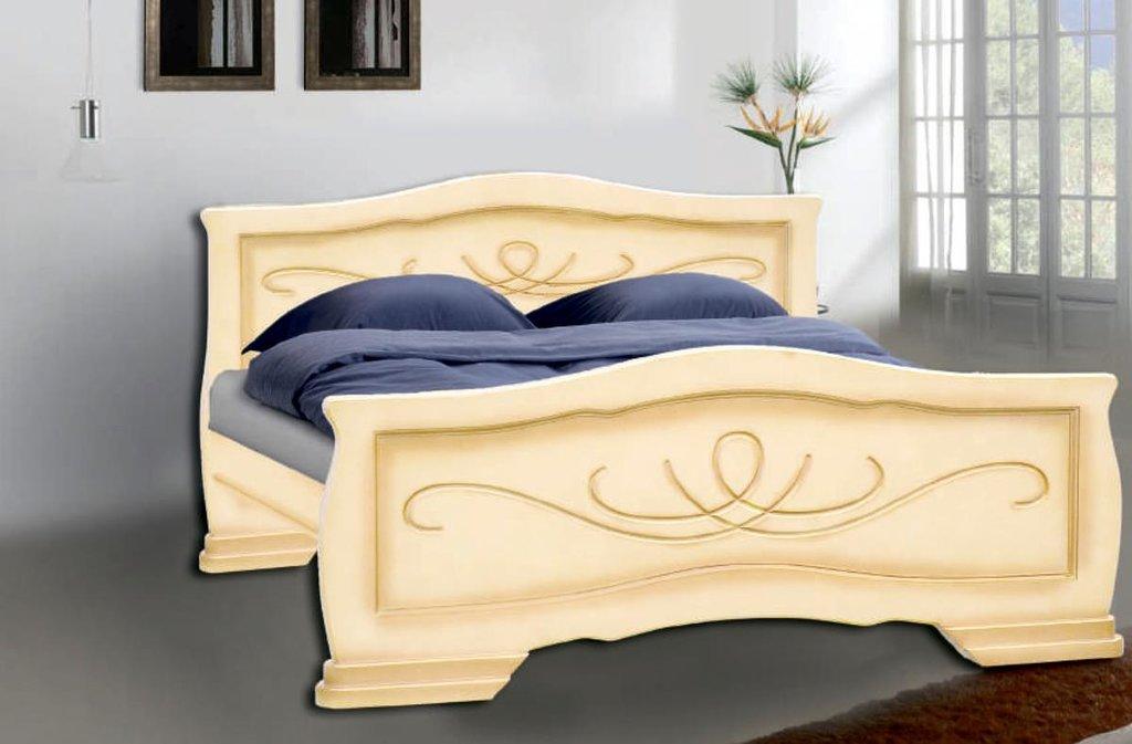 Кровати: Кровать АНАБЕЛЬ-2 (1400) в Ваша кухня в Туле