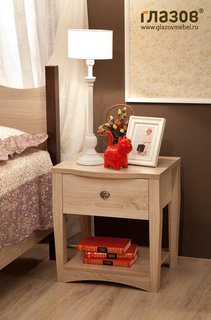 Прикроватные тумбочки: Тумба прикроватная ADELE 6 в Стильная мебель