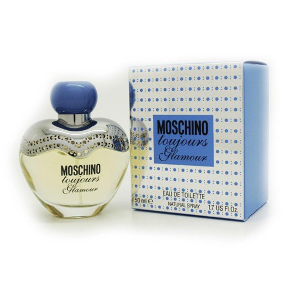 Moschino: Туалетная вода Moschino Toujours Glamour edt ж 50 ml в Элит-парфюм