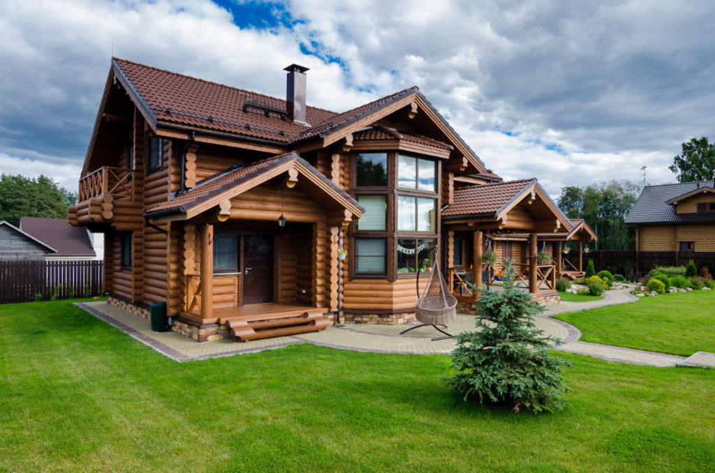 Деревянное домостроение: Строительство деревянных домов в ДревДом35