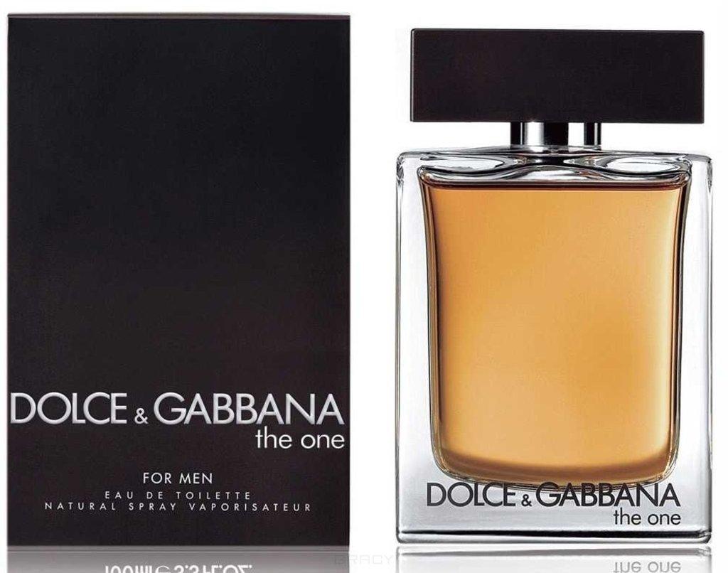 Dolce&Gabbana: D&G The One Туалетная вода edt муж 30 | 50 | 100 ml в Элит-парфюм