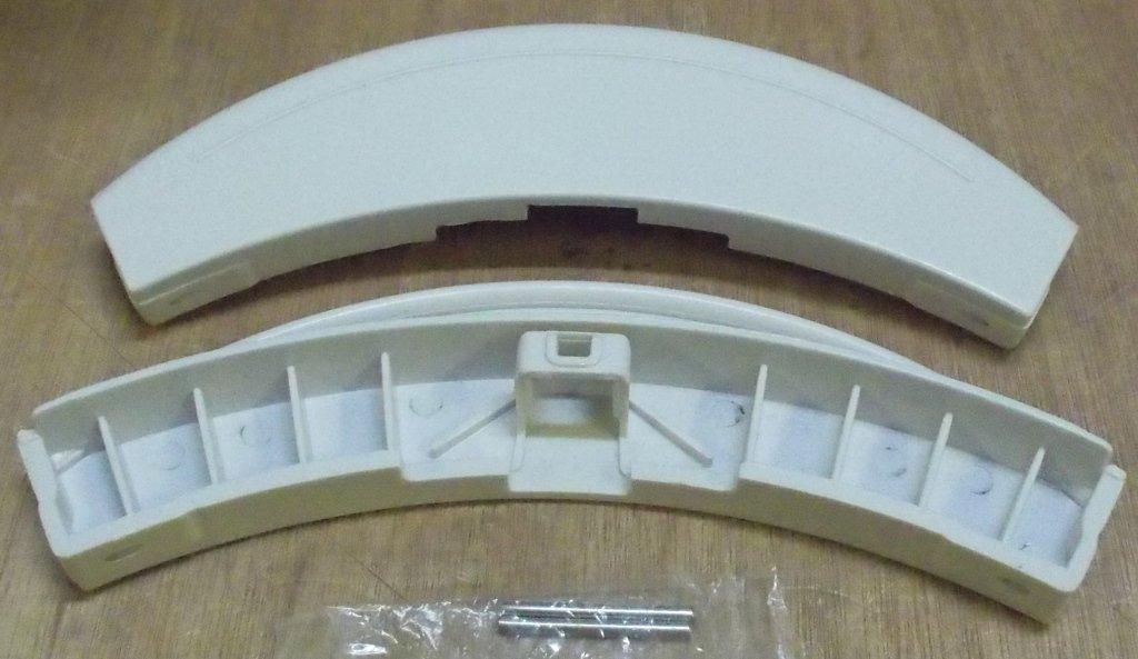 Ручки, крючки, петли, стекла и рамки люка для стиральной машины: Ручка люка для стиральной машины Bosch (Бош), Siemens (Сименс), 266751, 00266751, 171266, 00171266 в АНС ПРОЕКТ, ООО, Сервисный центр