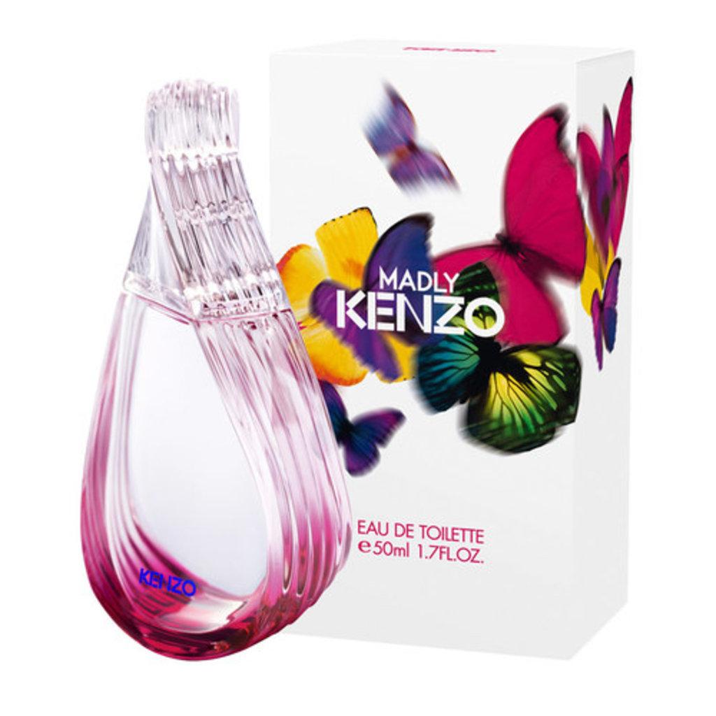 Kenzo: Kenzo Madly Kenzo! Eau de Toilette edt 50 | 80ml в Элит-парфюм