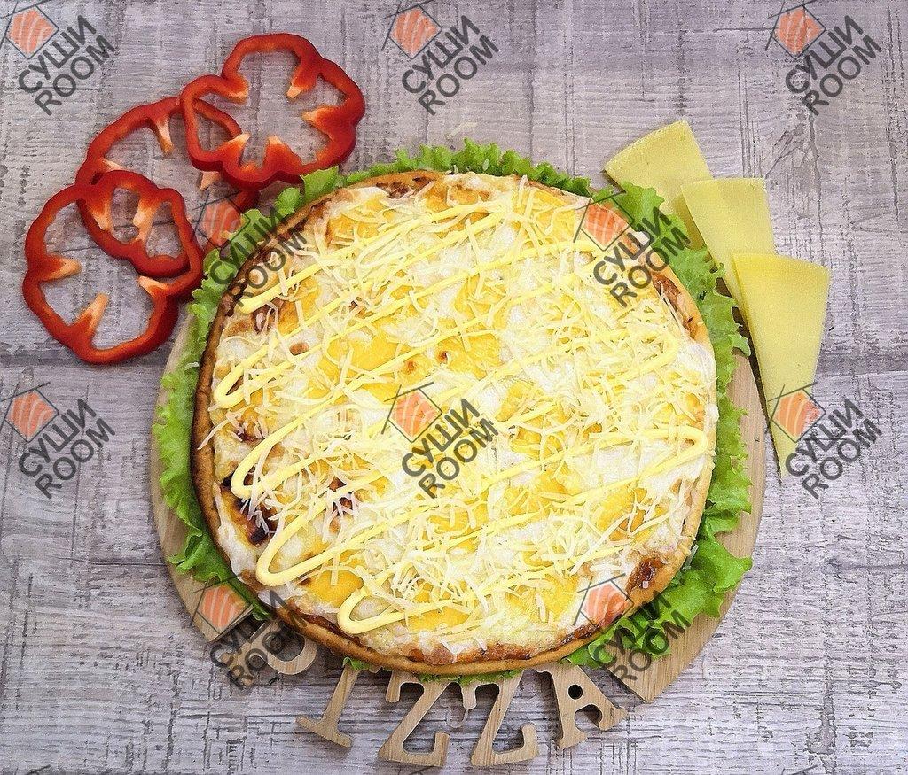Пицца: Сырная в Суши Room