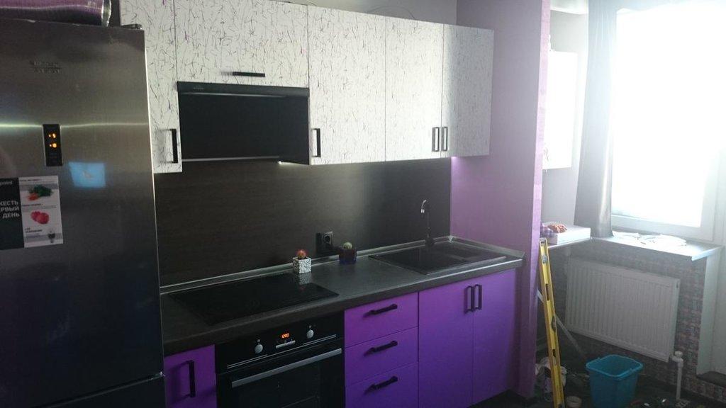 Кухни: Кухня 45 в Квадра Мебель