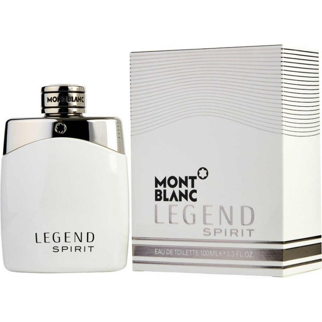 Для мужчин: Mont Blanc Legend Spirit 100ml ТЕСТЕР в Элит-парфюм