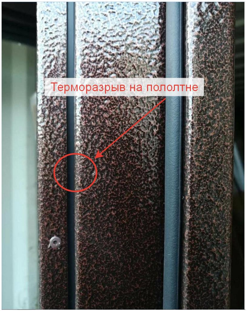 Термодверь: Термодверь №1 в Модуль Плюс