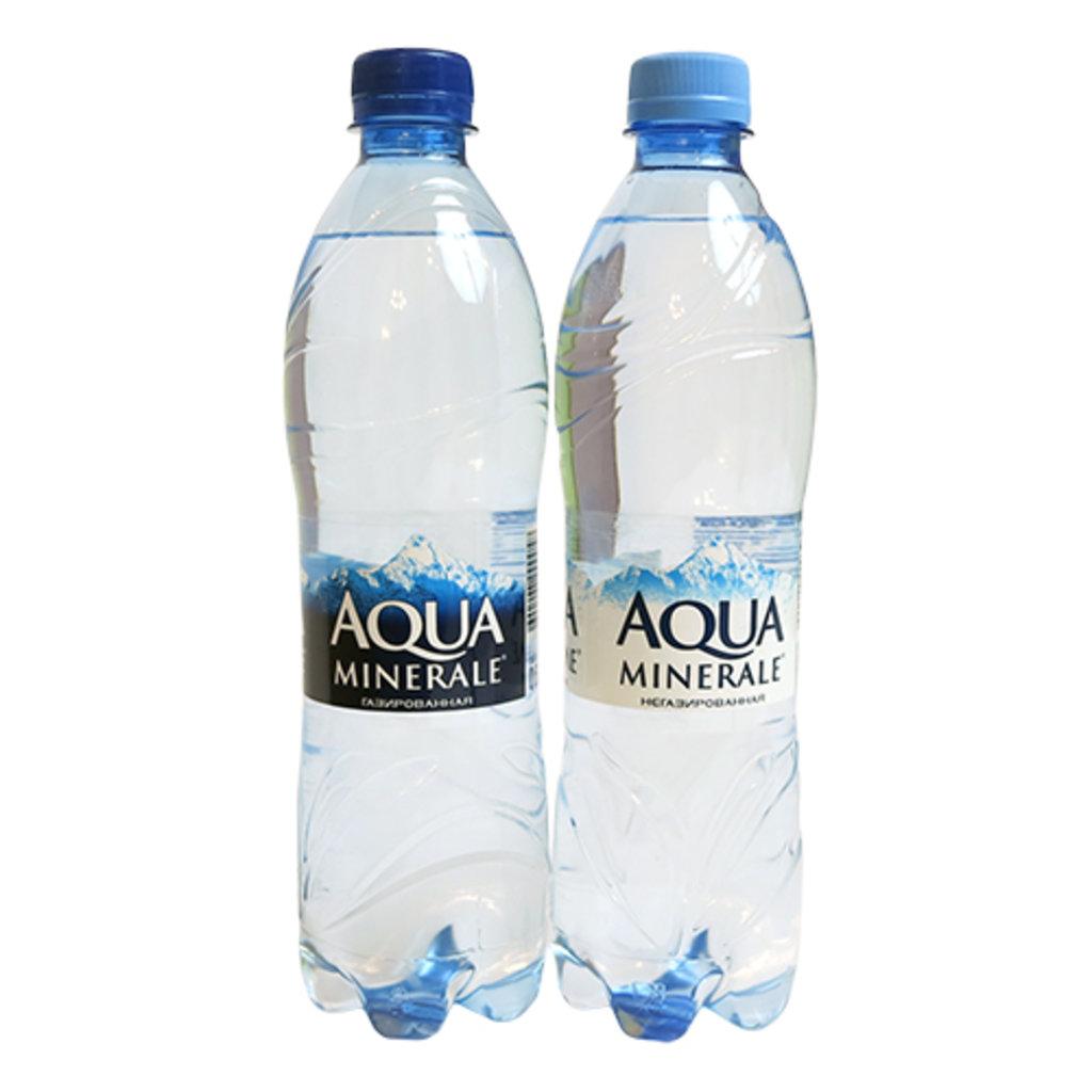 Напитки: Аква Минерале без газа в Пиццуля Кемерово