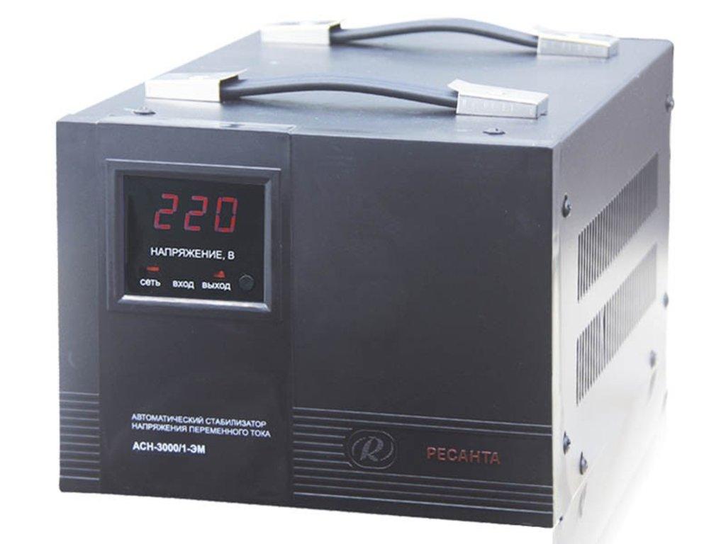 Электромеханического типа: Однофазный стабилизатор электромеханического типа РЕСАНТА АСН-2000/1-ЭМ в РоторСервис, сервисный центр, ИП Ермолаев Д. И.