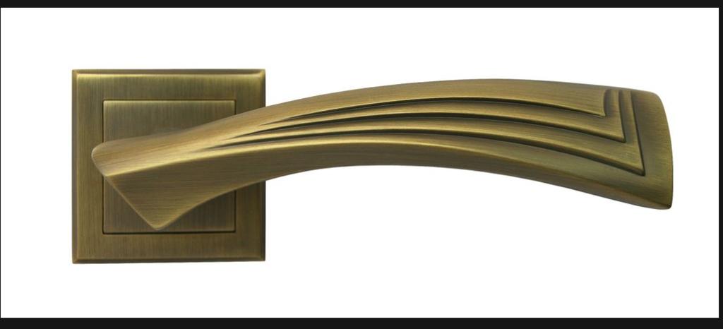 Ручки: Ручка Морелли MH-34 COFF-S в Двери в Тюмени, межкомнатные двери, входные двери