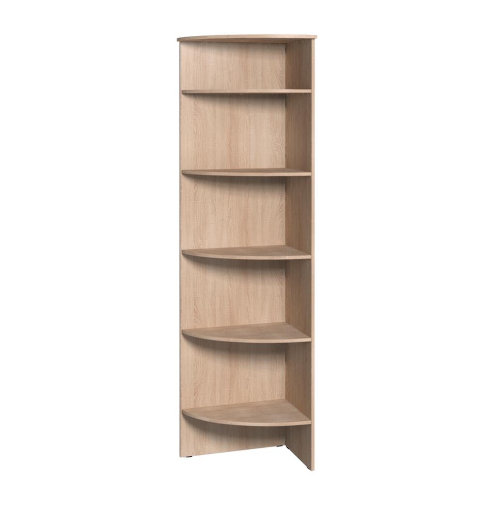 Книжные шкафы и полки: Полка угловая Sherlock 14 в Стильная мебель