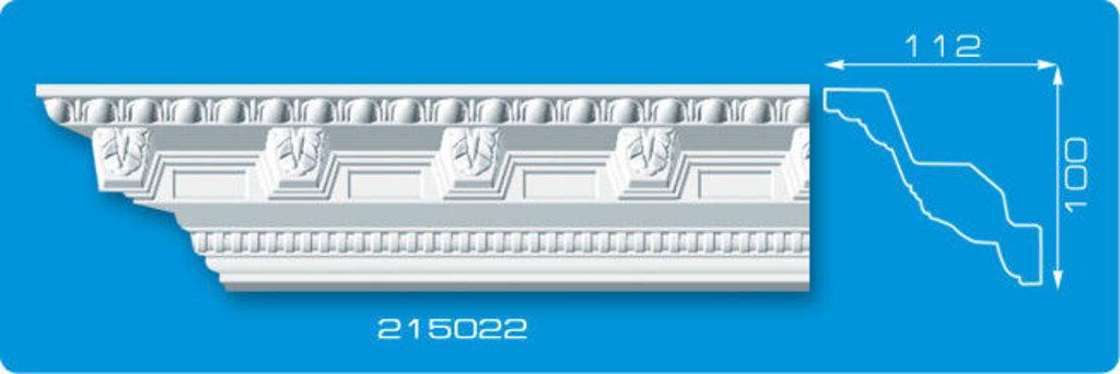 Плинтуса потолочные: Плинтус потолочный ФОРМАТ 215022 инжекционный длина 2м в Мир Потолков