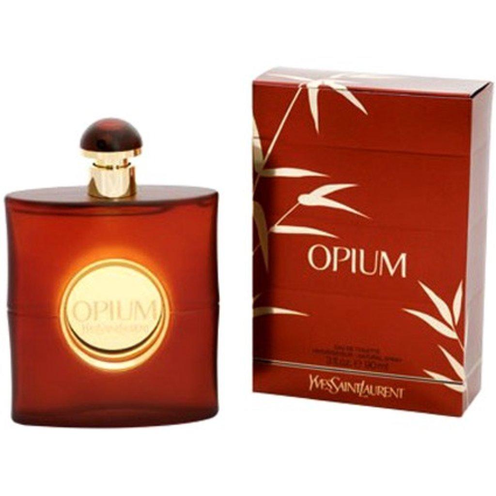 YvesSaintLaurent: YSL Opium Туалетная вода edt жен 50 ml в Элит-парфюм