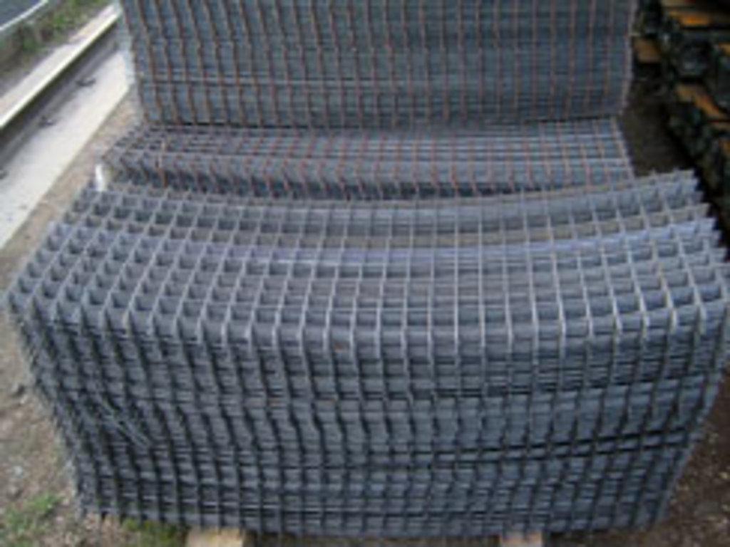 Металлоизделия строительного назначения, общее: Сетка кладочная (3) ячейка 50х50мм размер 38х200см в 100 пудов
