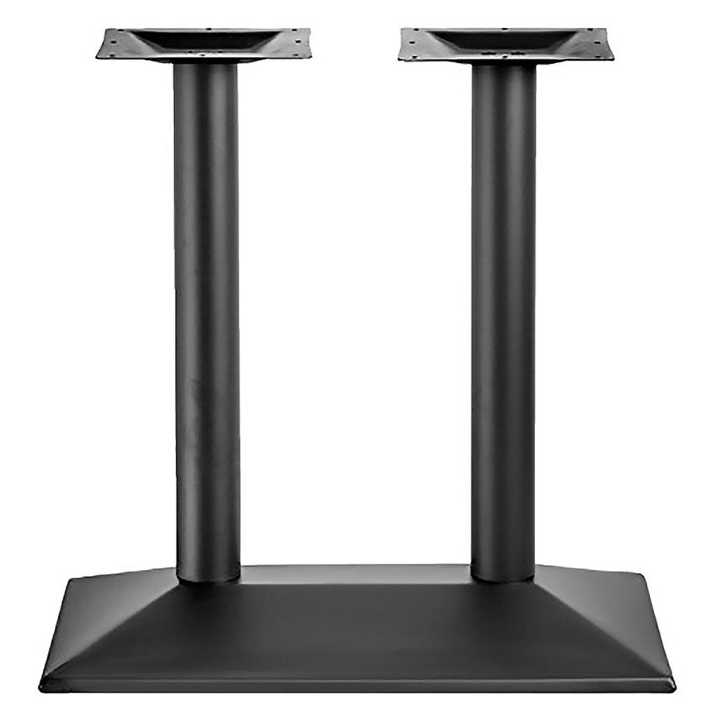 Подстолья для столов.: Подстолье 1018ЕМ (чёрный) в АРТ-МЕБЕЛЬ НН