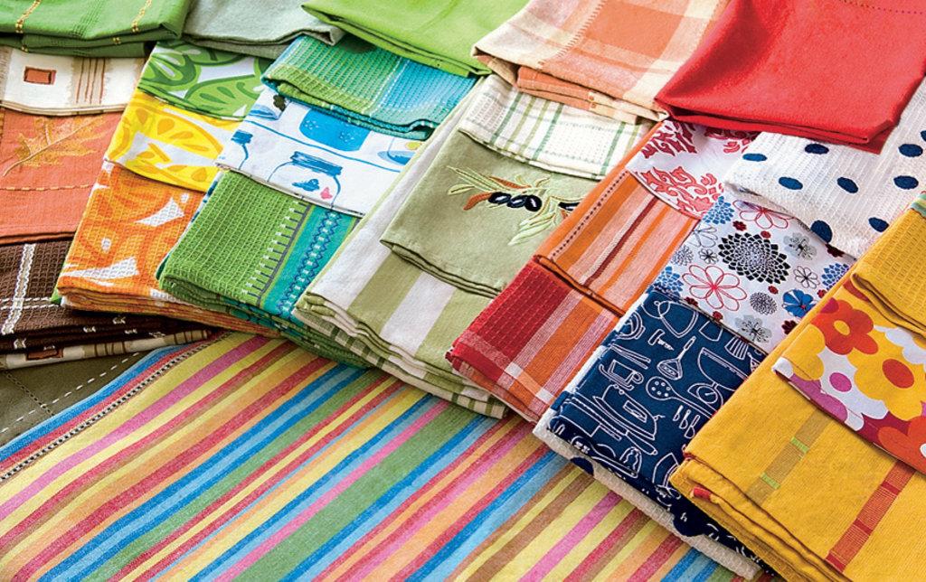 Хозяйственные товары: Кухонный текстиль в ОбщепитСнаб, ООО