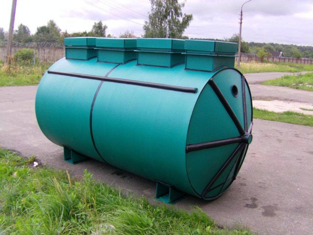 Септики «Лидер»: Септик Лидер-2 в Аквамарин, бурение скважин на воду в Вологде