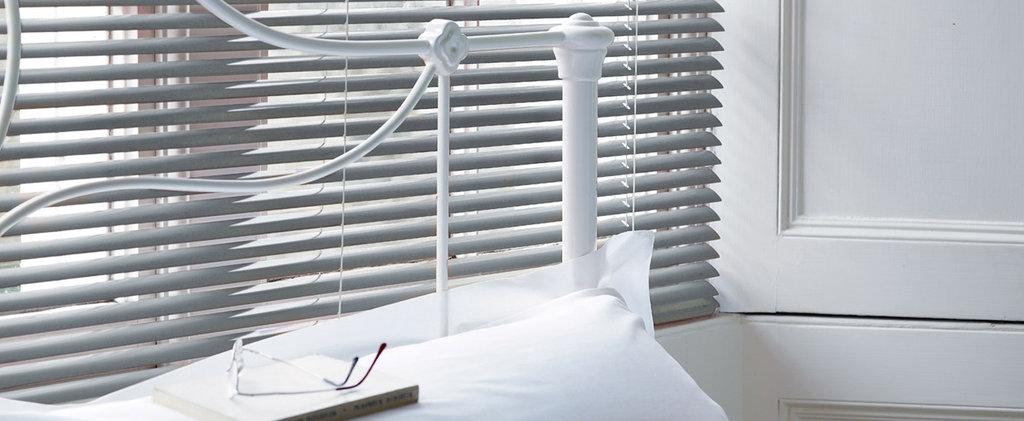 Горизонтальные жалюзи: Алюминиевые горизонтальные жалюзи 50 мм в Салон штор, Виссон