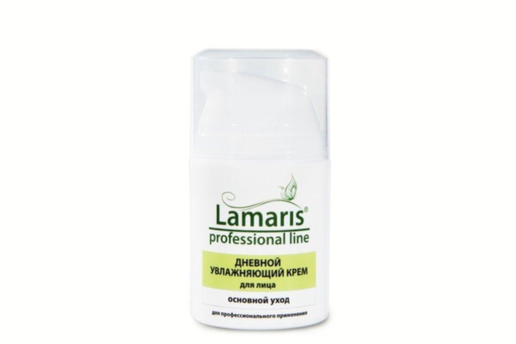Кремы для лица: Дневной увлажняющий крем для лица Lamaris в Профессиональная косметика LAMARIS в Тюмени