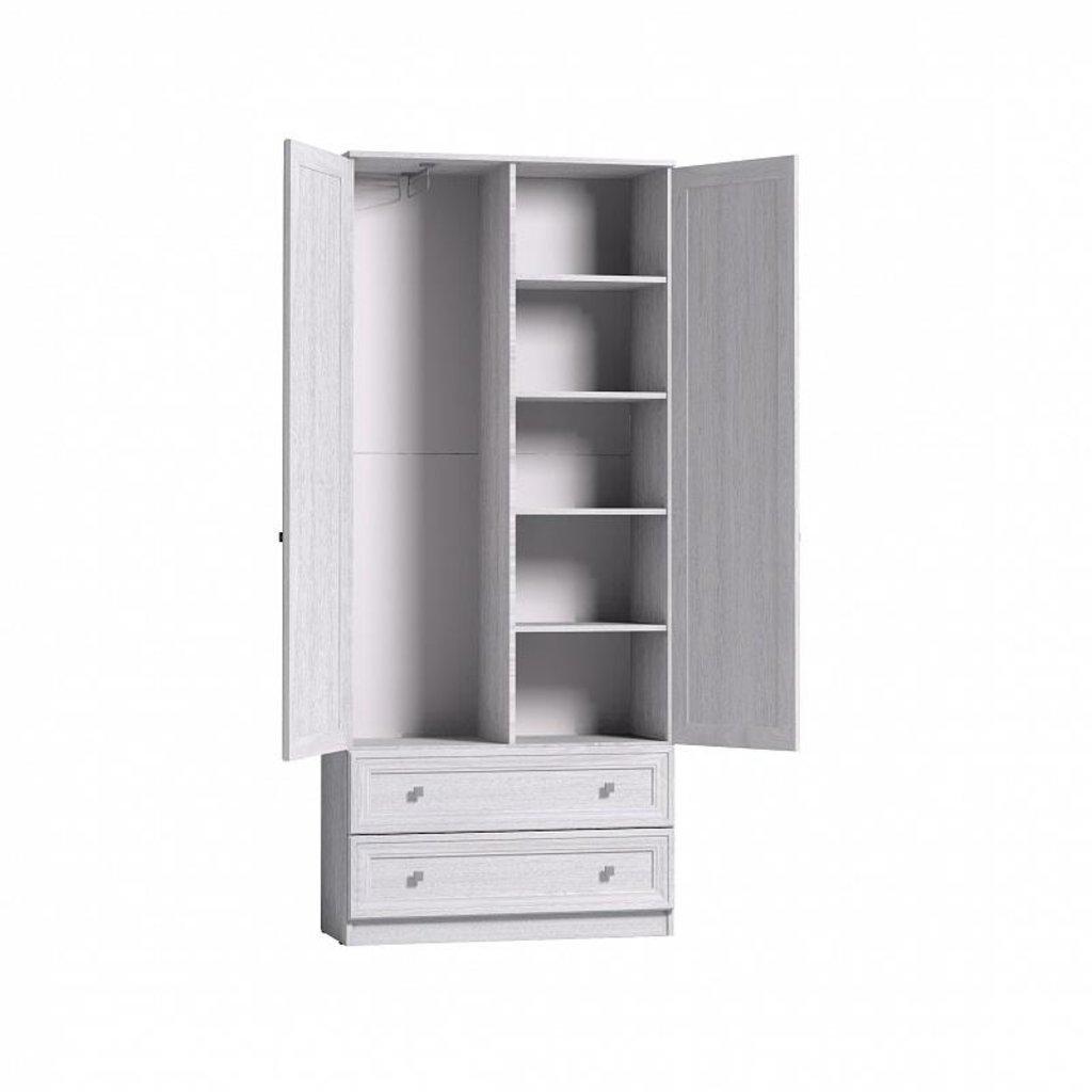 Шкафы для одежды и белья: Шкаф для одежды и белья Paola 116 в Стильная мебель