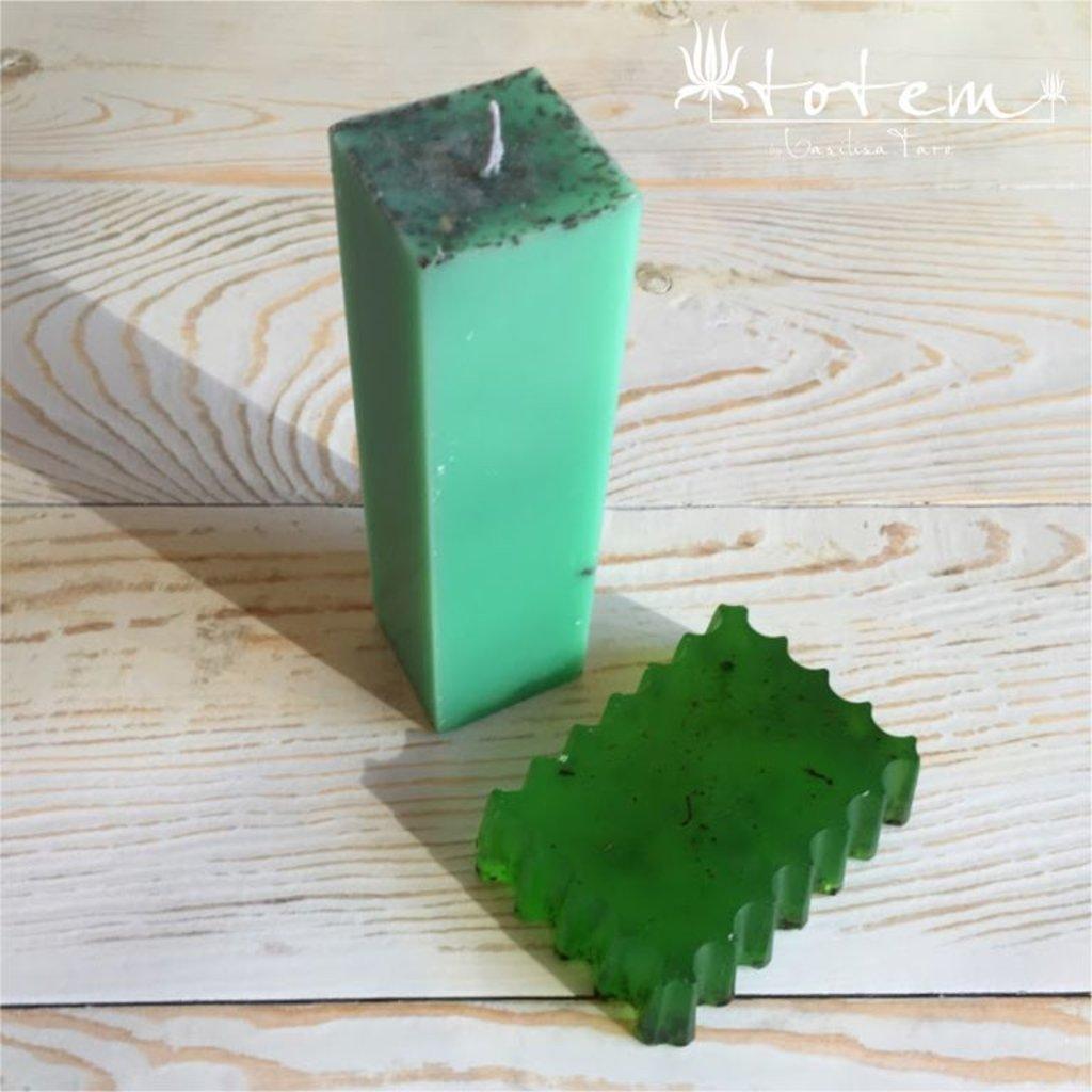 Зеленый набор в ТОТЕМ