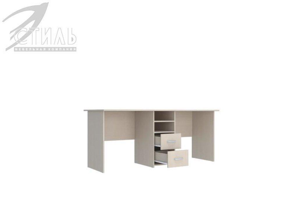 Мебель для детской Мийа - 2 (зеленый): Стол письменный Мийа - 2 в Диван Плюс