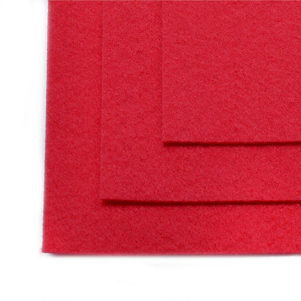 Фетр: IDEAL Фетр жёсткий 1мм. 20*30см розовый 1лист в Шедевр, художественный салон