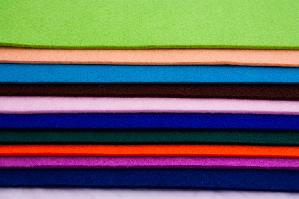 Фетр: Folia Фетр 3,5мм  30*45см  ультрамарин 1лист в Шедевр, художественный салон