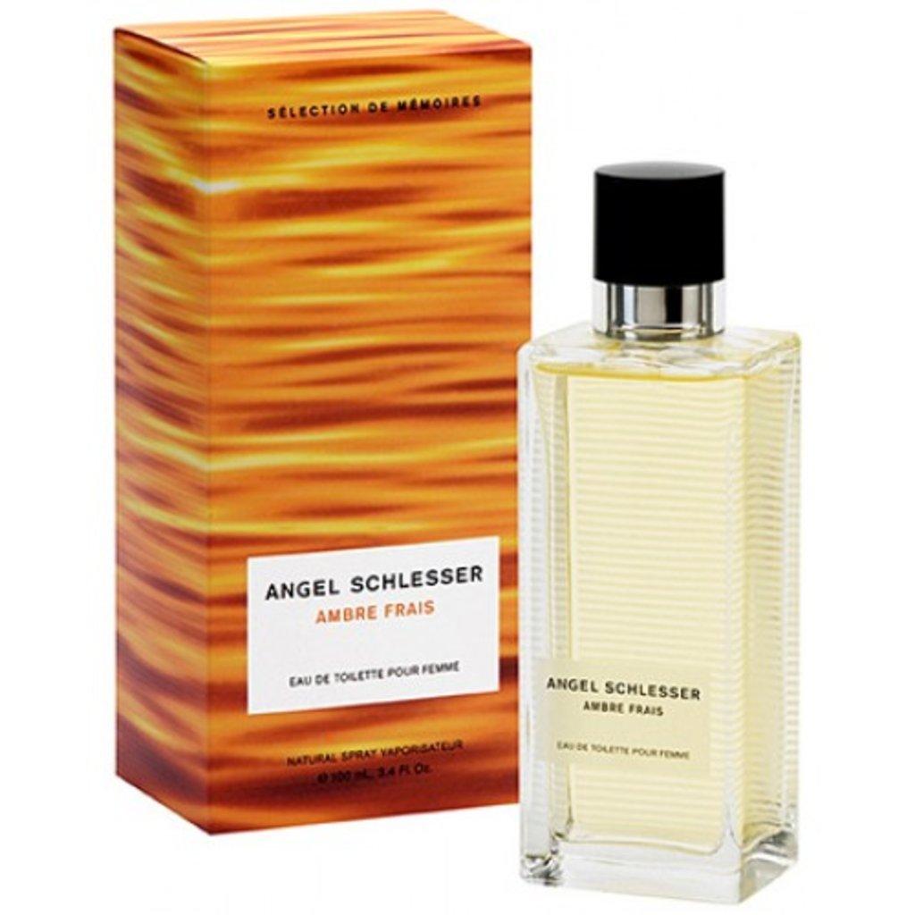 Женская туалетная вода Angel Schlesser: Angel Schlesser Ambre Frais edt ж 50 ml в Элит-парфюм
