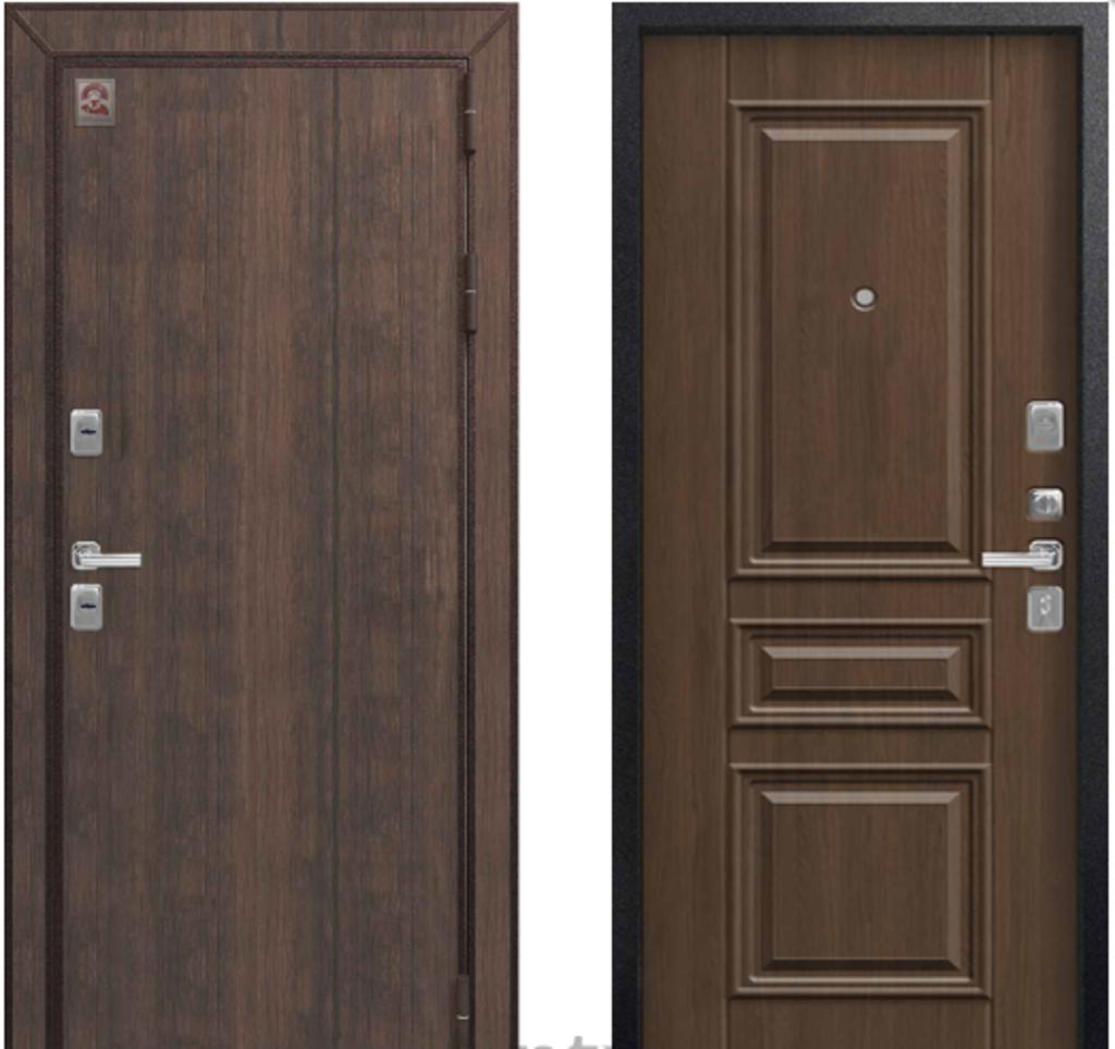 Двери Центурион: Центурион Т3 PREMIUM Дуб янтарный в Модуль Плюс