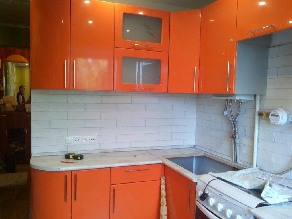 Кухни: Кухня 18 в Квадра Мебель