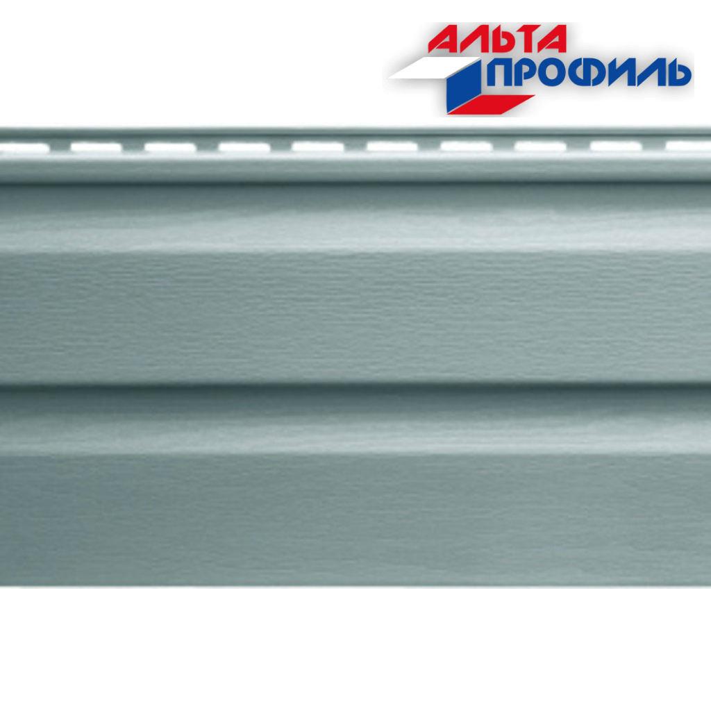 Виниловый Сайдинг: Альта-Сайдинг, виниловый, серо-голубой, 3,66м в АНЧАР,  строительные материалы