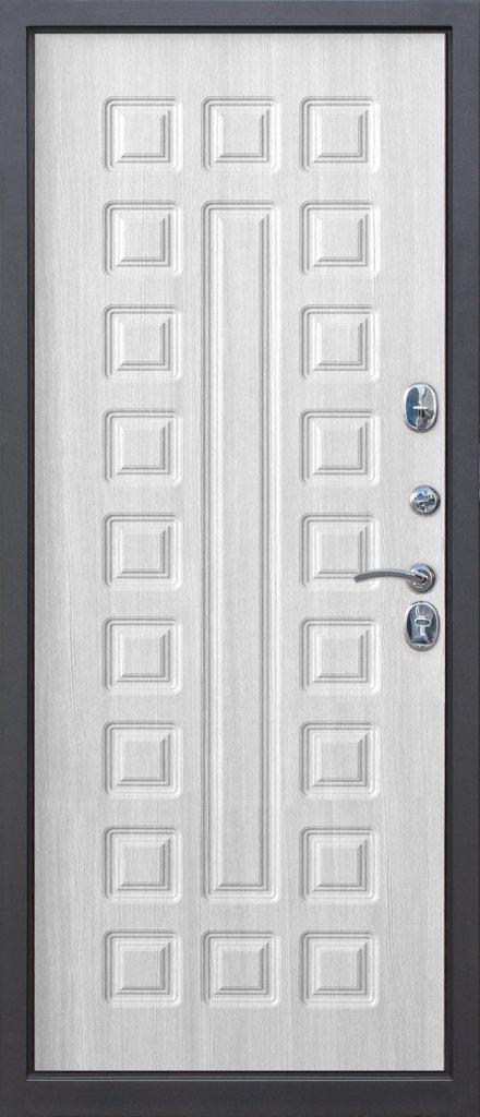 Входные двери (премиум)  от 90-110мм: Входная дверь Монарх в Пластиковые окна в Сургуте STEKLOMASTER