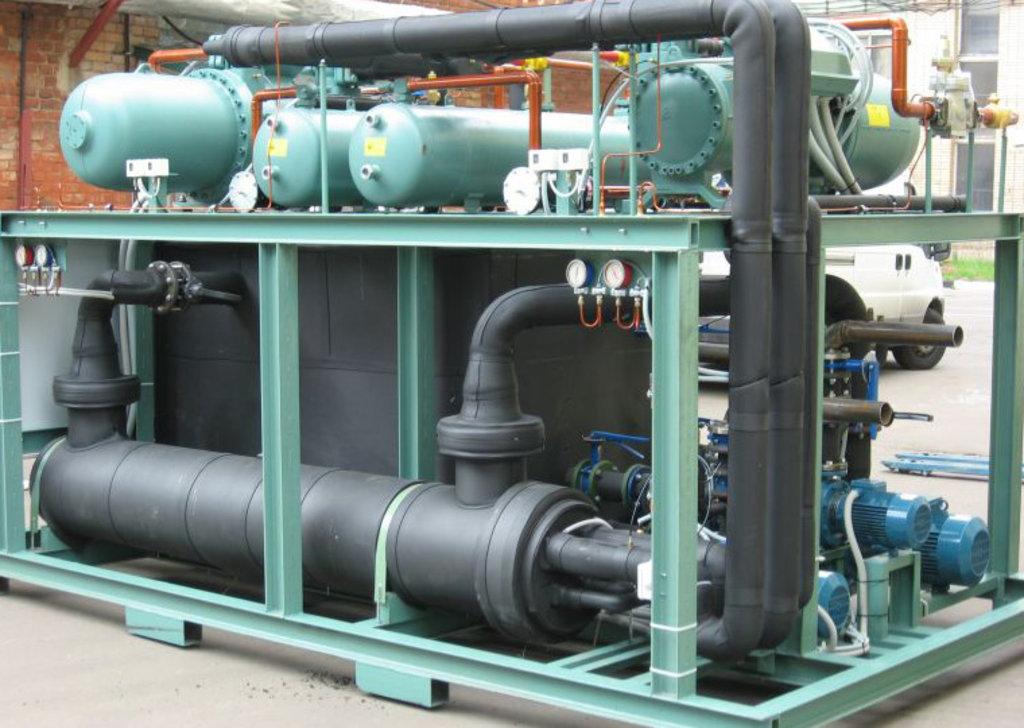 Холодильное оборудование: Установка холодильная в МСЦ Хладоновые системы, ООО