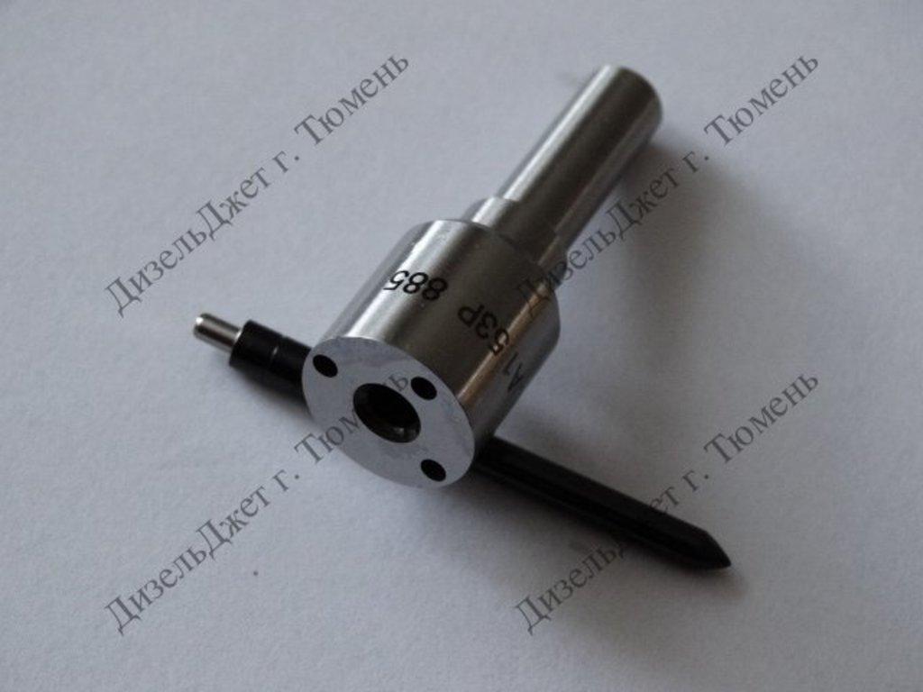 Распылители DENSO: Распылитель DLLA153P885. Подходит для ремонта форсунок DENSO: 095000-7060, 095000-5810, 095000-5811, 6C1Q-9K546-BC в ДизельДжет