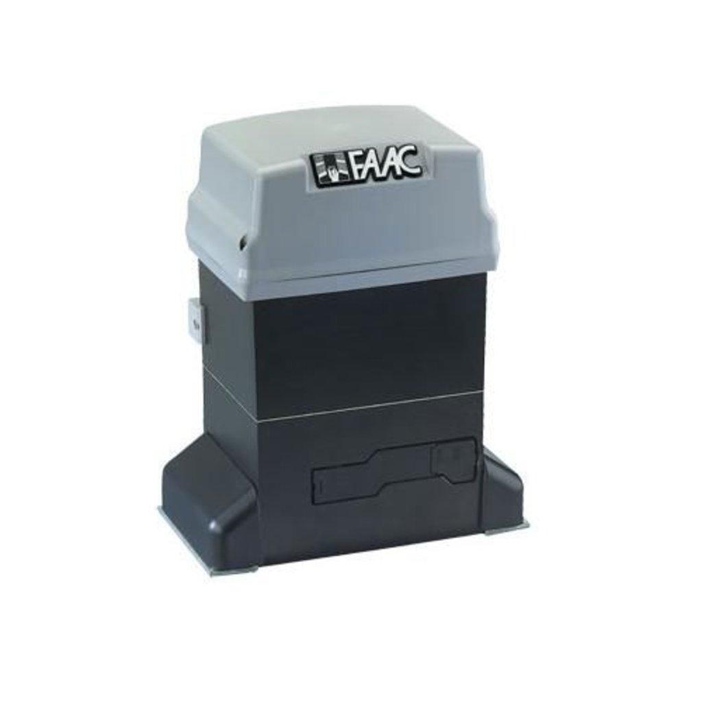 Автоматика для ворот: Электромеханический привод Faac 741 в АБ ГРУПП