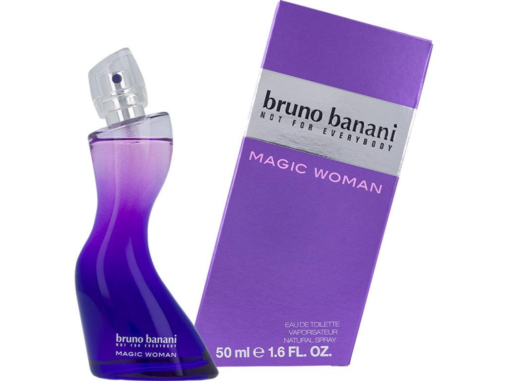 Bruno Banani: Bruno Banani Magic Women edt 20   30   50 ml в Элит-парфюм