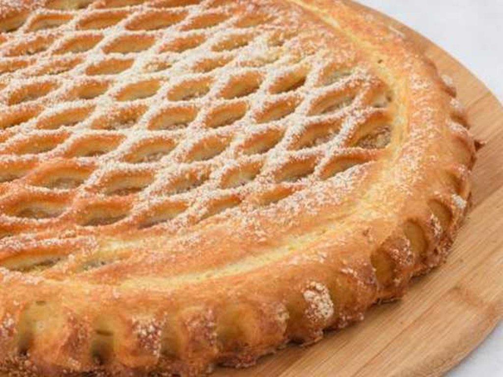 Сладкие: Пирог с апельсином и лимоном в Провиант