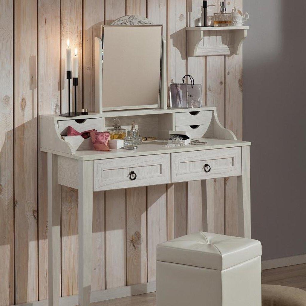 Туалетные столики и консоли: Стол туалетный Марсель 43 в Стильная мебель