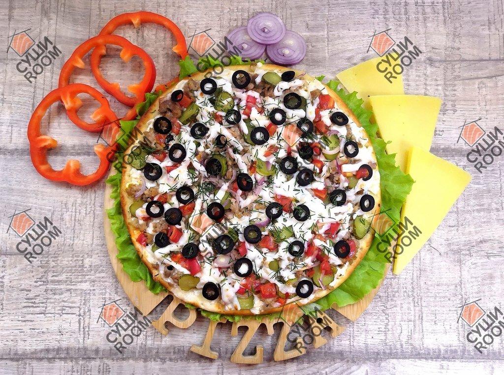 Пицца: Мясная в Суши Room