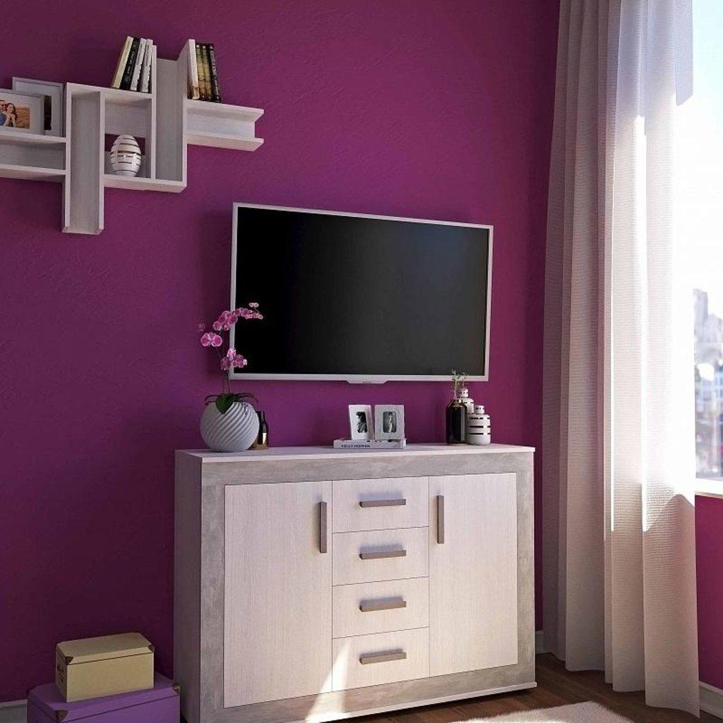 Комоды для дома: Комод Леон 366 в Стильная мебель