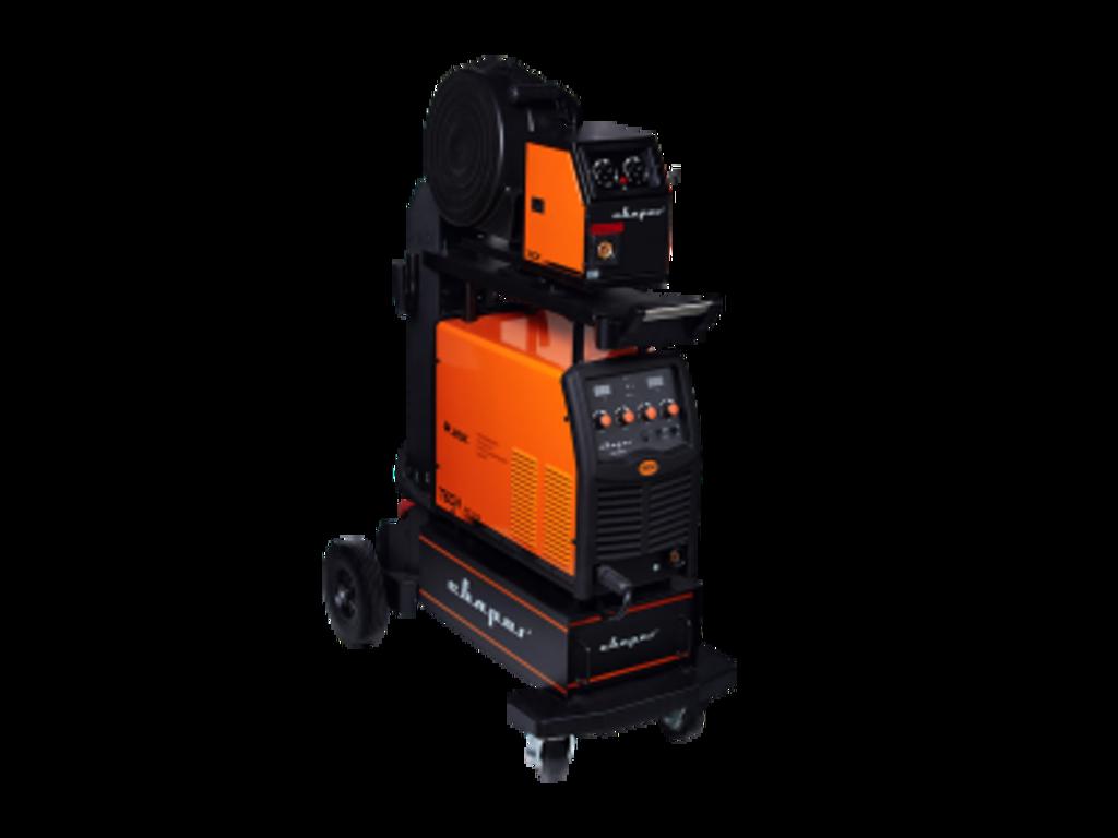 СЕРИЯ  TECH - аппараты предназначены для использования на производстве и в промышленности: TECH MIG 5000 (N221) в РоторСервис, сервисный центр, ИП Ермолаев Д. И.